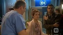 Karl Kennedy, Susan Kennedy, Nate Kinski in Neighbours Episode 6963