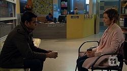 Nate Kinski, Susan Kennedy in Neighbours Episode 6963