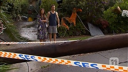 Paige Smith, Mark Brennan in Neighbours Episode 6963