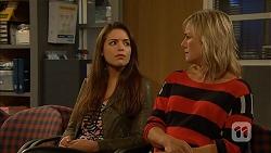 Paige Novak, Lauren Turner in Neighbours Episode 6963