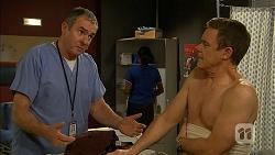 Karl Kennedy, Paul Robinson in Neighbours Episode 6963