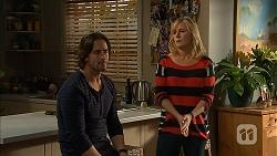 Brad Willis, Lauren Turner in Neighbours Episode 6964