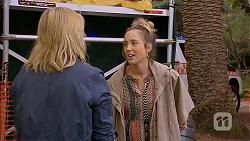 Lauren Turner, Sonya Mitchell in Neighbours Episode 6965