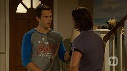 Josh Willis, Brad Willis in Neighbours Episode 6965
