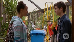 Alice Azikiwe, Bailey Turner in Neighbours Episode 6965