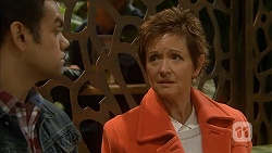 Nate Kinski, Susan Kennedy in Neighbours Episode 6965