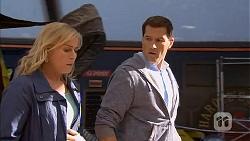 Lauren Turner, Matt Turner in Neighbours Episode 6965