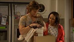 Daniel Robinson, Imogen Willis in Neighbours Episode 6965