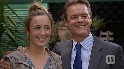 Sonya Rebecchi, Paul Robinson in Neighbours Episode 6966