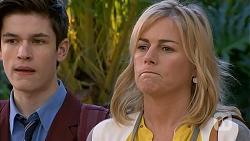Bailey Turner, Lauren Turner in Neighbours Episode 6966