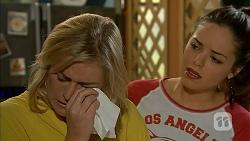 Lauren Turner, Paige Novak in Neighbours Episode 6966