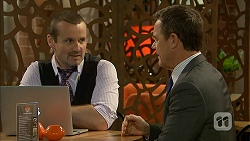 Toadie Rebecchi, Paul Robinson in Neighbours Episode 6966