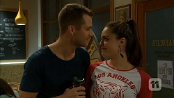 Mark Brennan, Paige Smith in Neighbours Episode 6966
