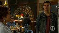 Susan Kennedy, Nate Kinski in Neighbours Episode 6966
