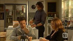 Josh Willis, Brad Willis, Terese Willis in Neighbours Episode 6967