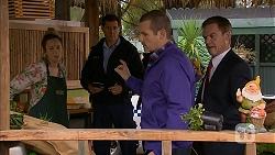 Sonya Rebecchi, Matt Turner, Toadie Rebecchi, Paul Robinson in Neighbours Episode 6967