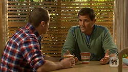 Toadie Rebecchi, Matt Turner in Neighbours Episode 6967