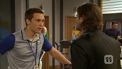 Josh Willis, Brad Willis in Neighbours Episode 6967