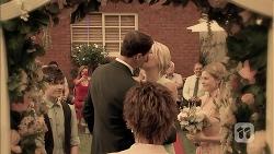 Bailey Turner, Matt Turner, Susan Kennedy, Lauren Turner, Amber Turner in Neighbours Episode 6967