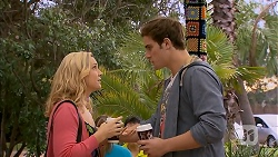 Georgia Brooks, Kyle Canning in Neighbours Episode 6967