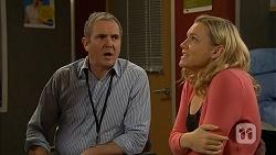 Karl Kennedy, Georgia Brooks in Neighbours Episode 6968