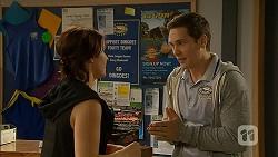 Naomi Canning, Josh Willis in Neighbours Episode 6968