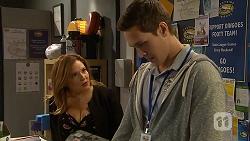 Terese Willis, Josh Willis in Neighbours Episode 6968