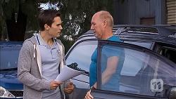 Josh Willis, Max Kimble in Neighbours Episode 6968