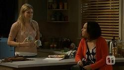 Amber Turner, Imogen Willis in Neighbours Episode 6969