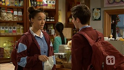 Alice Azikiwe, Bailey Turner in Neighbours Episode 6969