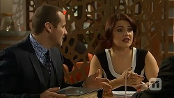 Toadie Rebecchi, Naomi Canning in Neighbours Episode 6970