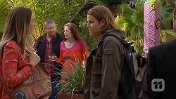 Sonya Mitchell, Jayden Warley in Neighbours Episode 6970