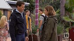 Matt Turner, Jayden Warley in Neighbours Episode 6970