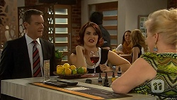 Paul Robinson, Naomi Canning, Sheila Canning in Neighbours Episode 6971