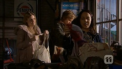 Amber Turner, Daniel Robinson, Imogen Willis in Neighbours Episode 6971