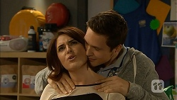 Naomi Canning, Josh Willis in Neighbours Episode 6971