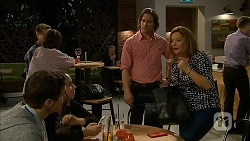 Josh Willis, Imogen Willis, Brad Willis, Terese Willis in Neighbours Episode 6971