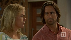 Lauren Turner, Brad Willis in Neighbours Episode 6971