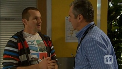 Toadie Rebecchi, Karl Kennedy in Neighbours Episode 6972