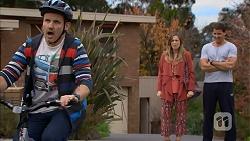 Toadie Rebecchi, Sonya Rebecchi, Matt Turner in Neighbours Episode 6972