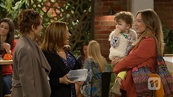 Susan Kennedy, Terese Willis, Nell Rebecchi, Sonya Mitchell in Neighbours Episode 6972