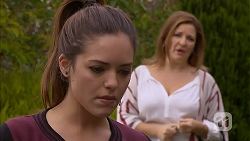 Paige Novak, Terese Willis in Neighbours Episode 6973
