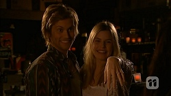 Daniel Robinson, Amber Turner in Neighbours Episode 6973