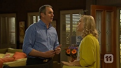 Karl Kennedy, Georgia Brooks in Neighbours Episode 6974