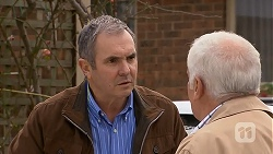 Karl Kennedy, Lou Carpenter in Neighbours Episode 6974