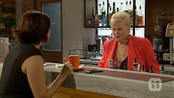 Naomi Canning, Sheila Canning in Neighbours Episode 6975