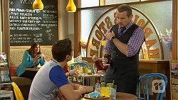 Josh Willis, Toadie Rebecchi in Neighbours Episode 6975