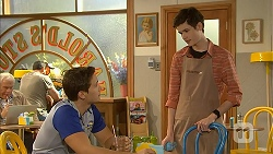 Josh Willis, Bailey Turner in Neighbours Episode 6975