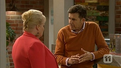 Sheila Canning, Alan Haywood in Neighbours Episode 6975
