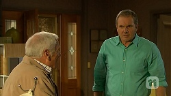 Lou Carpenter, Karl Kennedy in Neighbours Episode 6975
